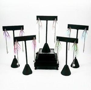 Boho Fairy Thread Earrings